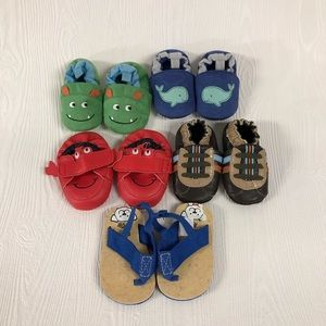 Other - Baby boy shoe lot